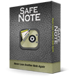 Safe Note Software